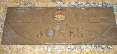 JONES, ELMER M. - Maricopa County, Arizona | ELMER M. JONES - Arizona Gravestone Photos