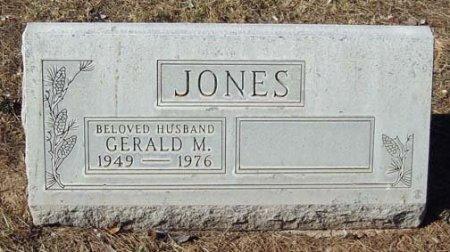 JONES, GERALD MELVIN - Maricopa County, Arizona   GERALD MELVIN JONES - Arizona Gravestone Photos