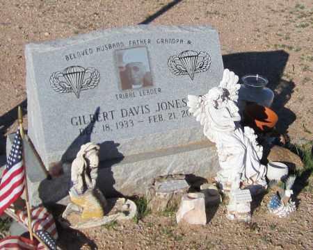 JONES, GILBERT DAVIS, SR - Maricopa County, Arizona | GILBERT DAVIS, SR JONES - Arizona Gravestone Photos