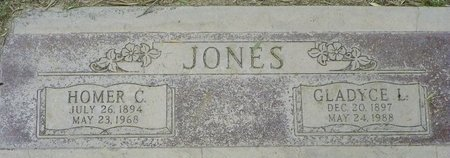 JONES, HOMER C - Maricopa County, Arizona | HOMER C JONES - Arizona Gravestone Photos
