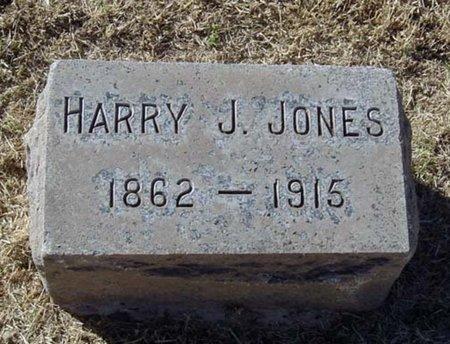 JONES, HARRY J. - Maricopa County, Arizona | HARRY J. JONES - Arizona Gravestone Photos
