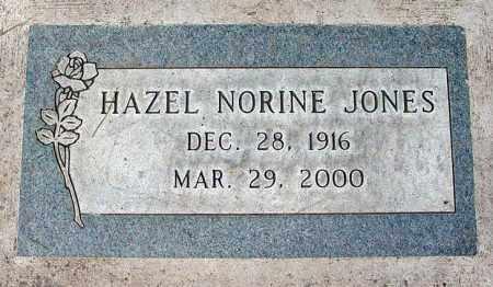 JONES, HAZEL NORINE - Maricopa County, Arizona | HAZEL NORINE JONES - Arizona Gravestone Photos