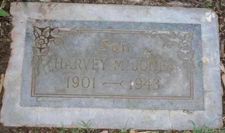 JONES, HARVEY M - Maricopa County, Arizona | HARVEY M JONES - Arizona Gravestone Photos