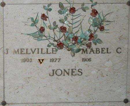 JONES, J MELVILLE - Maricopa County, Arizona | J MELVILLE JONES - Arizona Gravestone Photos
