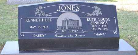 JONES, RUTH LOUISE - Maricopa County, Arizona | RUTH LOUISE JONES - Arizona Gravestone Photos