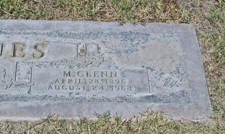 JONES, MERRILL GLENN - Maricopa County, Arizona   MERRILL GLENN JONES - Arizona Gravestone Photos