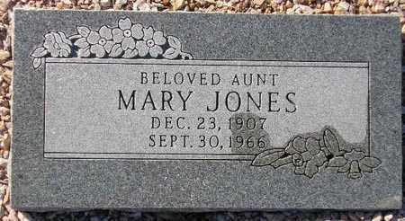 JONES, MARY - Maricopa County, Arizona | MARY JONES - Arizona Gravestone Photos