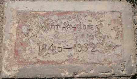 JONES, MARTHA - Maricopa County, Arizona | MARTHA JONES - Arizona Gravestone Photos