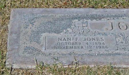 JONES, NANCY - Maricopa County, Arizona | NANCY JONES - Arizona Gravestone Photos
