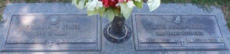 JONES, ORLAND W - Maricopa County, Arizona | ORLAND W JONES - Arizona Gravestone Photos