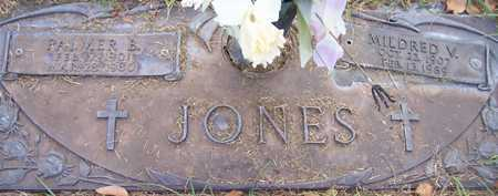 JONES, MILDRED V. - Maricopa County, Arizona | MILDRED V. JONES - Arizona Gravestone Photos
