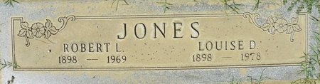 JONES, LOUISE D - Maricopa County, Arizona   LOUISE D JONES - Arizona Gravestone Photos