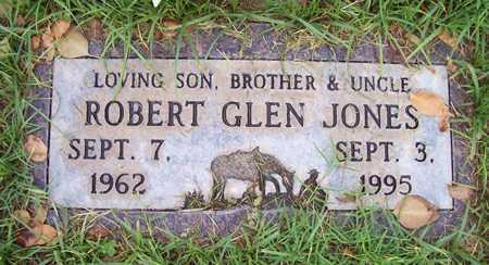JONES, ROBERT GLEN - Maricopa County, Arizona | ROBERT GLEN JONES - Arizona Gravestone Photos