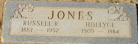 JONES, HOLLYCE - Maricopa County, Arizona | HOLLYCE JONES - Arizona Gravestone Photos