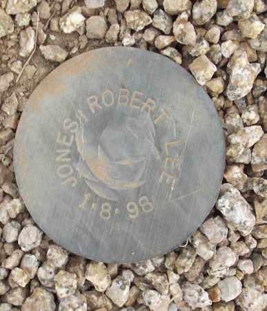 JONES, ROBERT LEE - Maricopa County, Arizona   ROBERT LEE JONES - Arizona Gravestone Photos