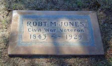 JONES, ROBERT M. - Maricopa County, Arizona | ROBERT M. JONES - Arizona Gravestone Photos