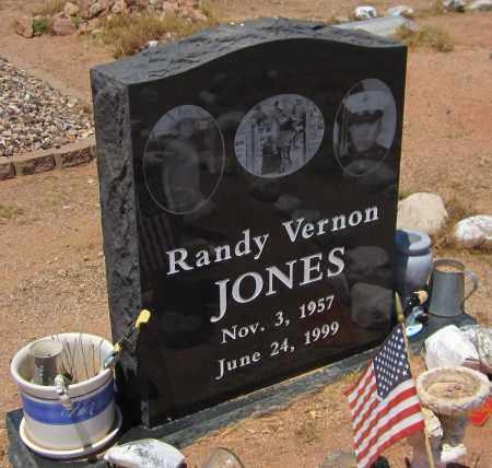 JONES, RANDY VERNON - Maricopa County, Arizona | RANDY VERNON JONES - Arizona Gravestone Photos