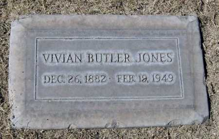 JONES, VIVIAN BUTLER - Maricopa County, Arizona | VIVIAN BUTLER JONES - Arizona Gravestone Photos