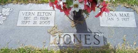 JONES, VERN ELTON - Maricopa County, Arizona | VERN ELTON JONES - Arizona Gravestone Photos