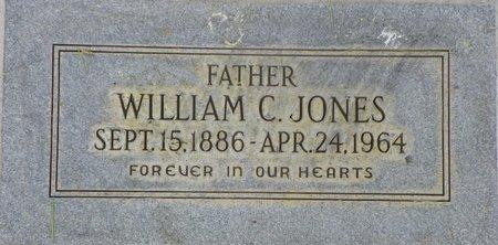 JONES, WILLIAM C - Maricopa County, Arizona | WILLIAM C JONES - Arizona Gravestone Photos