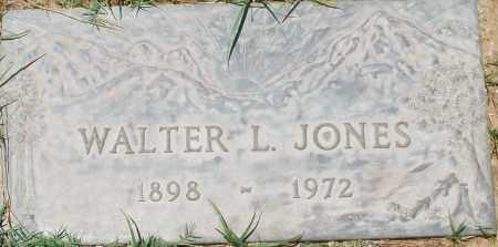 JONES, WALTER L. - Maricopa County, Arizona | WALTER L. JONES - Arizona Gravestone Photos