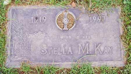 KAY, STELLA M. - Maricopa County, Arizona   STELLA M. KAY - Arizona Gravestone Photos