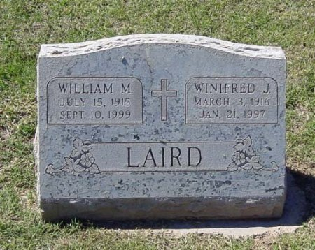 LAIRD, WILLIAM MARION - Maricopa County, Arizona | WILLIAM MARION LAIRD - Arizona Gravestone Photos