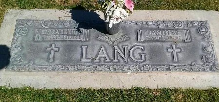 CAREY LANG, ELIZABETH FRANCES - Maricopa County, Arizona | ELIZABETH FRANCES CAREY LANG - Arizona Gravestone Photos