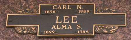 LEE, ALMA S - Maricopa County, Arizona | ALMA S LEE - Arizona Gravestone Photos