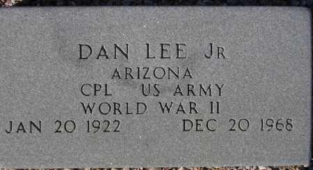 LEE, DAN - Maricopa County, Arizona   DAN LEE - Arizona Gravestone Photos