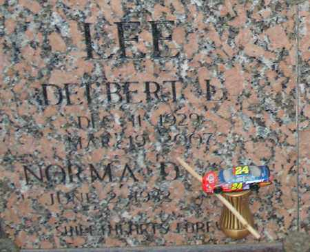 LEE, DELBERT L. - Maricopa County, Arizona | DELBERT L. LEE - Arizona Gravestone Photos