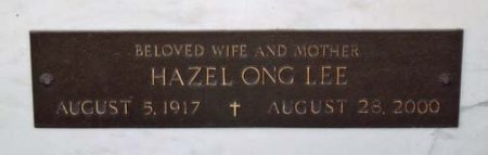 LEE, HAZEL - Maricopa County, Arizona | HAZEL LEE - Arizona Gravestone Photos