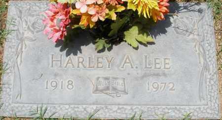 LEE, HARLEY A. - Maricopa County, Arizona   HARLEY A. LEE - Arizona Gravestone Photos