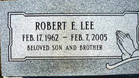 LEE, ROBERT E. - Maricopa County, Arizona | ROBERT E. LEE - Arizona Gravestone Photos
