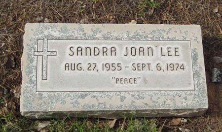 LEE, SANDRA JOAN - Maricopa County, Arizona | SANDRA JOAN LEE - Arizona Gravestone Photos