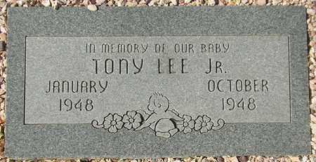 LEE, TONY - Maricopa County, Arizona | TONY LEE - Arizona Gravestone Photos