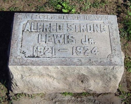 LEWIS, ALFRED STRONG, JR. - Maricopa County, Arizona | ALFRED STRONG, JR. LEWIS - Arizona Gravestone Photos