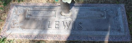 LEWIS, COL CEDRIC W - Maricopa County, Arizona | COL CEDRIC W LEWIS - Arizona Gravestone Photos