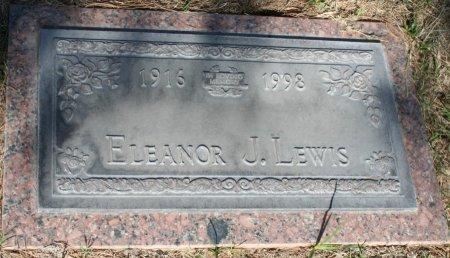 LEWIS, ELEANOR J - Maricopa County, Arizona | ELEANOR J LEWIS - Arizona Gravestone Photos
