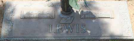 LEWIS, JAMES W. - Maricopa County, Arizona | JAMES W. LEWIS - Arizona Gravestone Photos