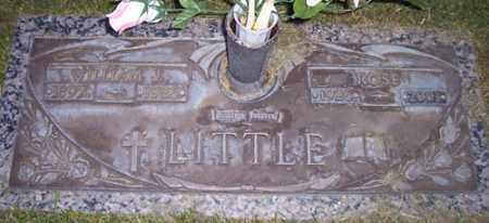 LITTLE, ROSE - Maricopa County, Arizona | ROSE LITTLE - Arizona Gravestone Photos