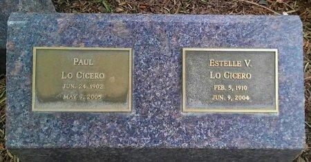 LO CICERO, PAUL - Maricopa County, Arizona | PAUL LO CICERO - Arizona Gravestone Photos
