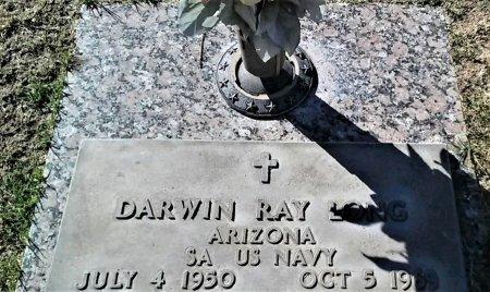 LONG, DARWIN RAY - Maricopa County, Arizona | DARWIN RAY LONG - Arizona Gravestone Photos