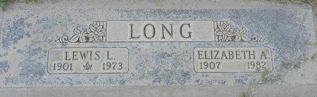 LONG, LEWIS L - Maricopa County, Arizona | LEWIS L LONG - Arizona Gravestone Photos