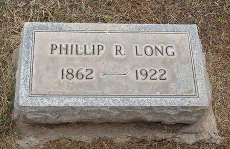LONG, PHILLIP R. - Maricopa County, Arizona   PHILLIP R. LONG - Arizona Gravestone Photos