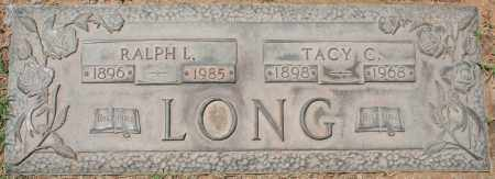 LONG, RALPH L. - Maricopa County, Arizona | RALPH L. LONG - Arizona Gravestone Photos