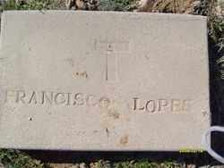 LOPES, FRANCISCO - Maricopa County, Arizona | FRANCISCO LOPES - Arizona Gravestone Photos