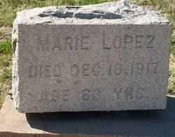 LOPEZ, MARIE - Maricopa County, Arizona | MARIE LOPEZ - Arizona Gravestone Photos
