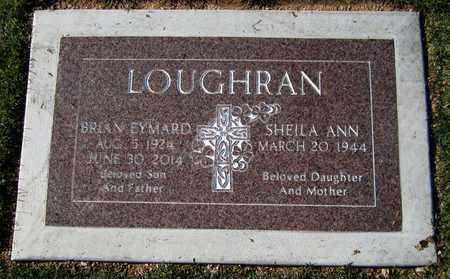 LOUGHRAN, SHEILA ANN - Maricopa County, Arizona   SHEILA ANN LOUGHRAN - Arizona Gravestone Photos