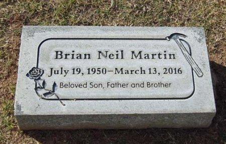 MARTIN, BRIAN NEIL - Maricopa County, Arizona | BRIAN NEIL MARTIN - Arizona Gravestone Photos